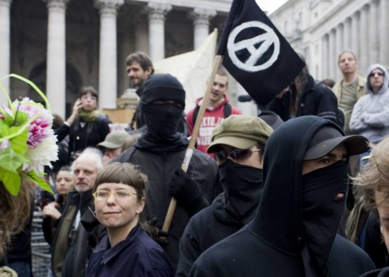 Protestation contre le G20