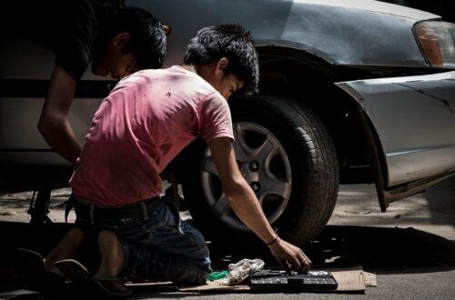 Article : Le travail (forcé) des enfants: fléau à éradiquer