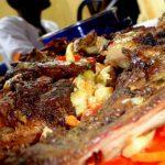 Nourriture ivoirienne (street food) à Abidjan