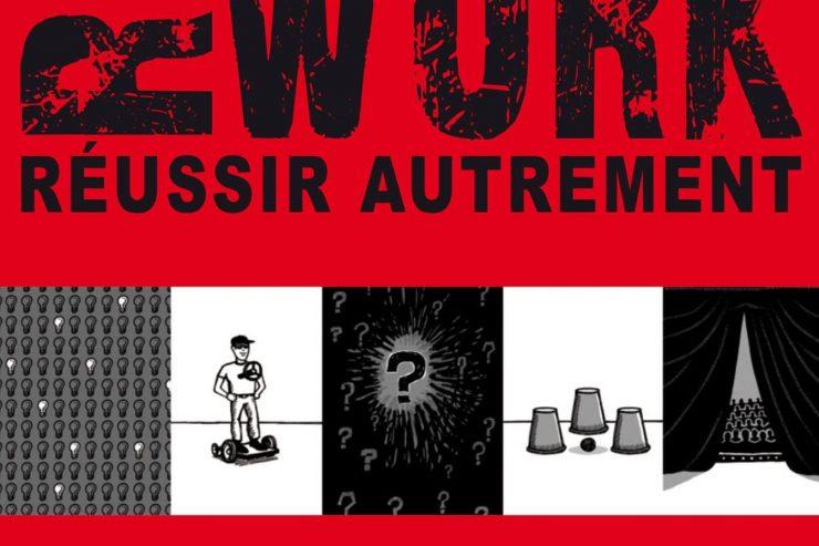 «Rework» : un livre pour réussir au travail et dans l'entrepreneuriat