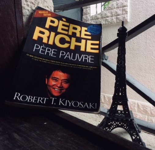 Quatre leçons marquantes vers la richesse de Robert T. Kiyosaki