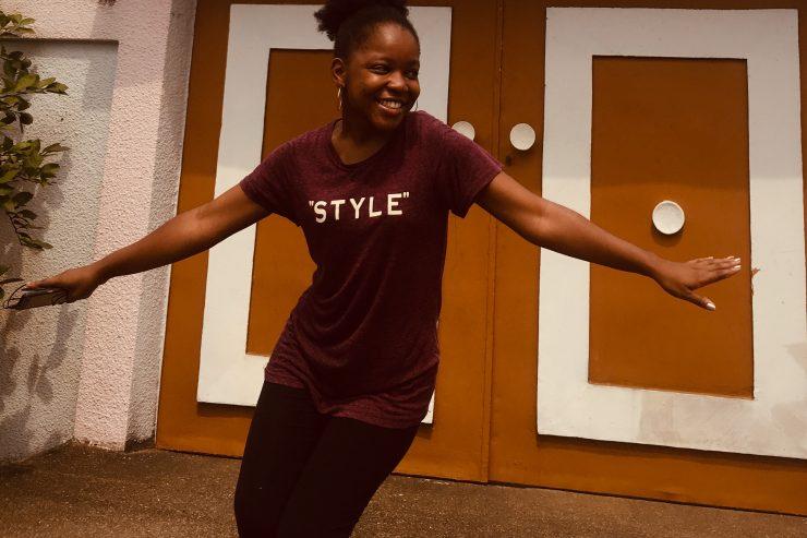 Danser comme si personne ne regardait, c'est comme ça que nous devrions vivre notre vie