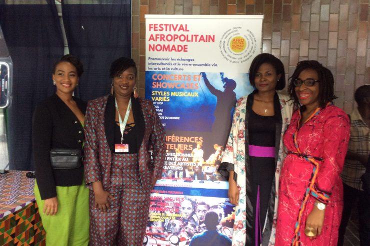 Afropolitain : trois femmes engagées qui font bouger l'art et la culture