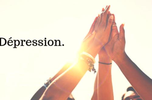 Article : Ma lutte contre la dépression