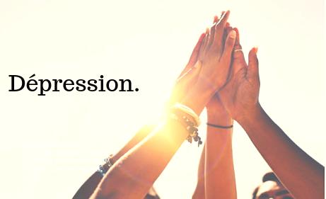 Ma lutte contre la dépression