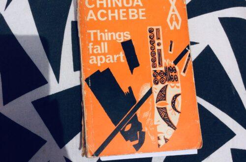 Article : Le monde s'effondre avec Chinua Achebe