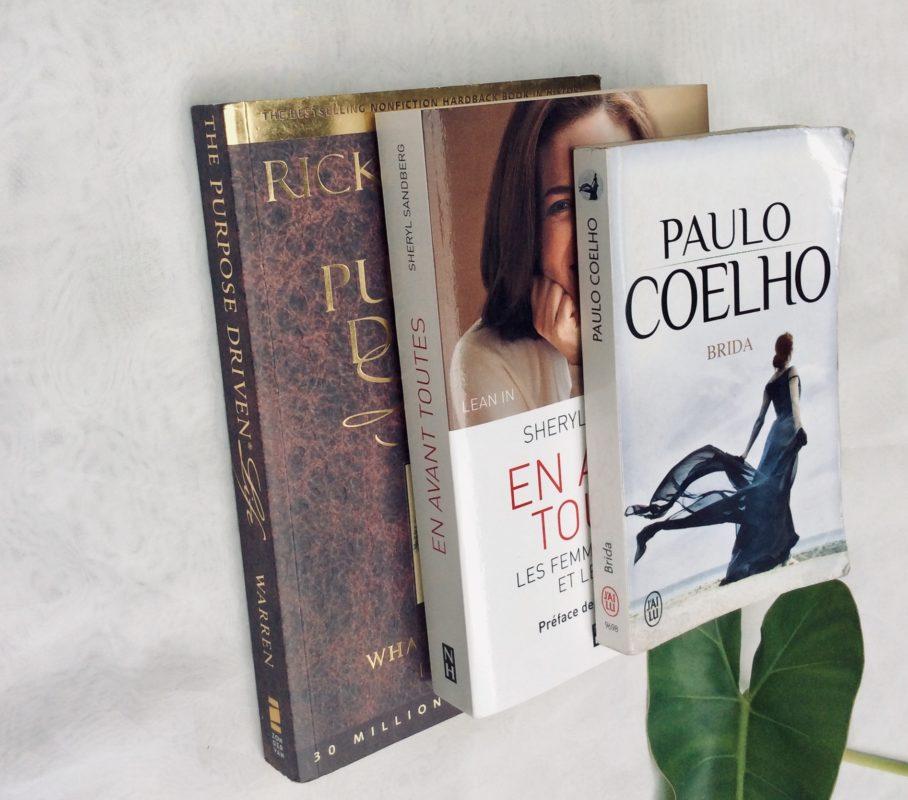 Trois livres pour se remettre à la lecture