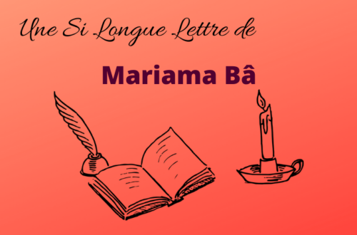 Article : Une si longue lettre de Mariama Bâ