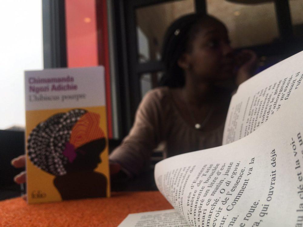Hibiscus Pourpre, livre de Chimamanda