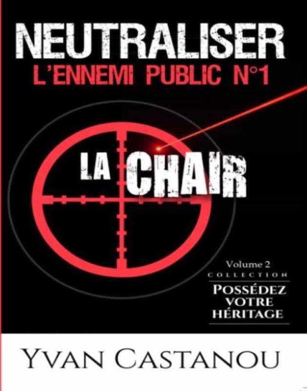 Livre Vaincre l'ennemi public N*1 par Pasteur Yvan Castanou