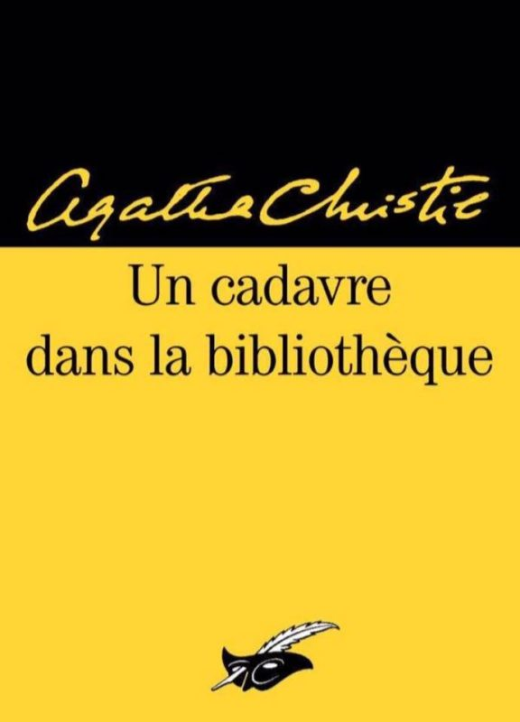 Un Cadavre dans la Bibliothèque par Agatha Christie