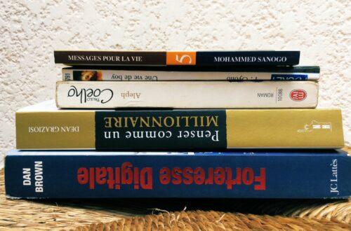 Article : Mes six lectures du mois de Mai