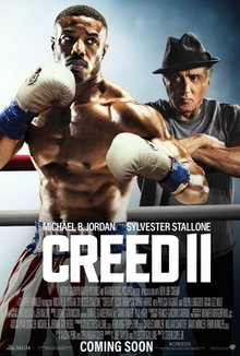 Creed II, spin-off de Rocky Balboa