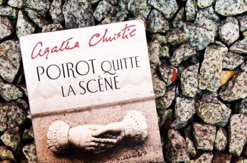 Article : Pleurer en lisant Poirot quitte la scène d'Agatha Christie
