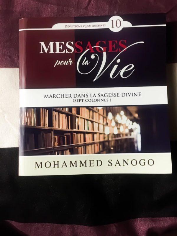 Ce livre fait partie de mes lectures quotidiennes depuis plusieurs mois.