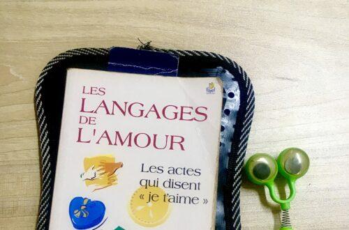 Article : Lecture : «Les langages de l'amour», de Gary Chapman